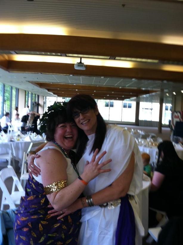 Cheryl and Lori!